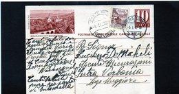 CG6 - Svizzera - Cartolina Postale - Annullo Di Nadeswil 5/1/1942 Per Intra  (IT) - Stamped Stationery