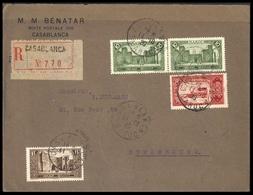 1923, Marokko, 69, 54, 59, Brief - Morocco (1956-...)