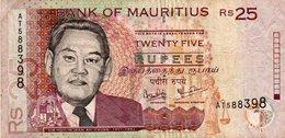 MAURITIUS 25 RUPEES  2003 P-49 - Mauritius
