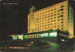 Israel Dan Carmel Hotel Haifa + Timbre 2 Timbres , Carte Ecrite En 1964 - Israel