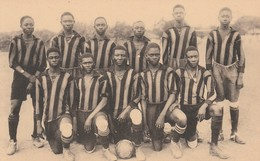 KINSHASA MISSIONS DE SCHEUT EQUIPE DE L,ECOLE - Kinshasa - Leopoldville (Leopoldstadt)