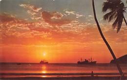 Nicaragua San Juan Del Sur Bateau  + Timbre 2 Timbres Cachet 1964 - Nicaragua