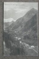 GRESSONEY SAINT JEAN  -  VERSO LA TRINITE  - 1928   -  FP  -BELLA - Sin Clasificación