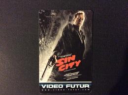 CARTE VIDÉO FUTUR *Sin City - Collectors