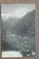 GRESSONEY SAINT JEAN  -  -  1916   -  FP  -BELLISSIMA - Sin Clasificación