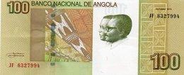ANGOLA 100 KWANZAS 2012  P-153 UNC - Angola