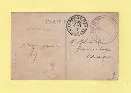 Depot Des Prisonniers De Guerre - Le Puy En Velay - Haute Loire - 9-6-1916 - Guerra De 1914-18