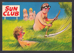 94752/ HUMOUR, Naturisme - Humour