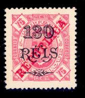 ! ! Mozambique - 1915 D. Carlos 130 R - Af. 184 - No Gum - Mozambique