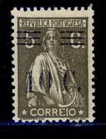 ! ! Portugal - 1928 Ceres W/OVP 10 C - Af. 458 - MH - 1910 - ... Repubblica