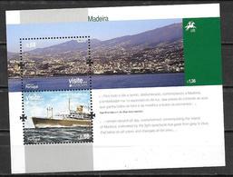 Madère 2012 Bloc N°52 Neuf Thème Europa Tourisme - Europa-CEPT