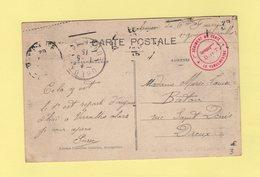 1er Regiment Du Genie - Montpellier - 1915 - Guerra De 1914-18