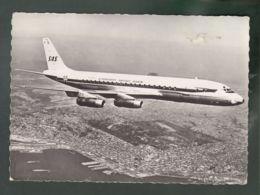 CP (Av.) Mc Donnell Douglas DC8  -  Scandinavian Airlines System - 1946-....: Modern Era