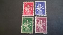 Timbres Anciens Vendus à 15% De La Valeur Catalogue  COB 1008/1010 Oblitéré - Belgique