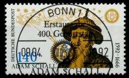BRD 1992 Nr 1607 Zentrisch Gestempelt X8304FA - Used Stamps