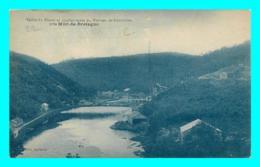 A802 / 181  22 - Vallée Du Blavet Emplacement Du Barrage De Guerledan - Other Municipalities