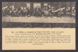 PD247/ Léonard DE VINCI, *La Cène - Il Cenacolo*, Milan, Eglise Santa Maria Delle Grazie - Peintures & Tableaux