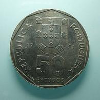 Portugal 50 Escudos 1991 - Portugal