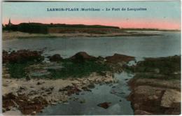61ln 548 CPA - LARMOR PLAGE - LE FORT DE LOCQUELTAS - Larmor-Plage
