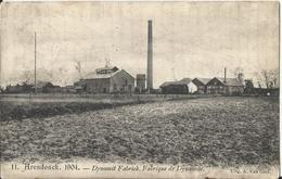 Arendonk - Dynamiet Fabriek.  Fabrique De Dynamite. - Arendonk