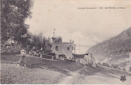 AVIT18-  BAREGES   EN HAUTES PYRENEES LA KASBA - Frankrijk