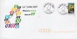 A610  Ardeche Commemoration Du 07-07-07 Dans Le 07 - Varieties: 2000-09 Covers & Documents