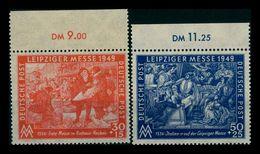 SBZ 1949 Nr 230-231 Postfrisch (205074) - Sowjetische Zone (SBZ)