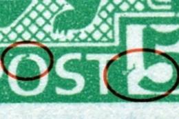 1AAvx F87 Postfrisch, Einzelmarke (361) - Sowjetische Zone (SBZ)