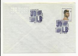 Cover - Angola - Lobito 1972 - 5 JD LB - Angola