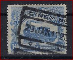 SP72 - TR72 ( FRANKEN ) Met  Stempel Van CINEY En In Goede Staat ! Inzet Aan 5 Euro ! - 1915-1921