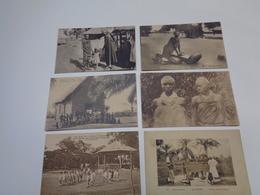 Beau Lot De 60 Cartes Postales Du Congo Belge      Mooi Lot Van 60 Postkaarten Van Belgisch Kongo  - 60 Scans - Postkaarten