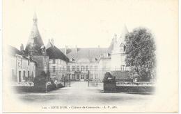 CHATEAU DE COMMARIN - France