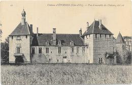 CHATEAU D'EPOISSES - France