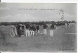 CPA 16 Camp De La Braconne  1914 1918 - Oorlog 1914-18