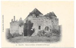 CHATEAU DE ROCHEFORT EN MONTAGNE - Autres Communes