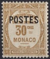 MONACO  N* 145 TB Charniere - Monaco