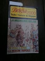 Belgia 2000 N° 9 Juillet 1984 : Congo, Antoine Depage, Antoine Fonck, JB Allart - Histoire