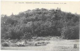 BARBIREY SUR OUCHE : CHATEAU DE MARIGNY - France