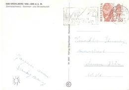 ENGELBERG - Storia Postale