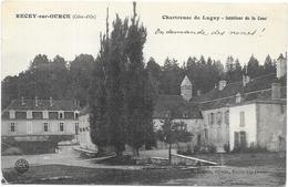 RECEY SUR OUCHE : CHARTREUSE DE LUGNY - Autres Communes
