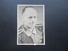 2. WK Foto (original) Portrait Eines Soldaten In Uniform - Krieg, Militär