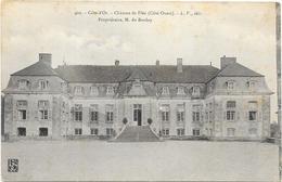 CHATEAU DE FLEE - France