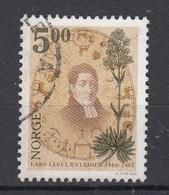NOORWEGEN - Michel - 2000 - Nr 1361 - Gest/Obl/Us - Norvège