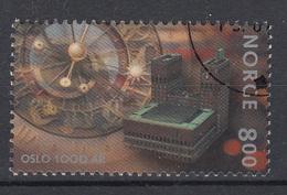 NOORWEGEN - Michel - 2000 - Nr 1344 - Gest/Obl/Us - Norvège