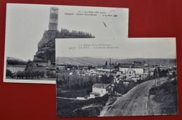 Lot De 2 Cpa 43 LE PUY  Asile De Montredon Espaly - Le Puy En Velay
