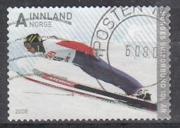 NOORWEGEN - Michel - 2008 - Nr 1641A - Gest/Obl/Us - Norvège