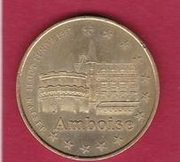 France - Amboise - 1 Euro - 1997 - Euros Des Villes