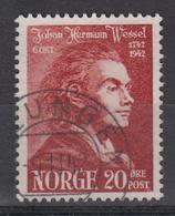 NOORWEGEN - Michel - 1942 - Nr  273 - Gest/Obl/Us - Norvège