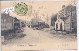 PUSSEMANGE- VUE PRISE DE LA FRONTIERE- DOUANIERS - Vresse-sur-Semois