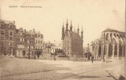 Leuven - Louvain Hôtel De Ville Et Environs - Leuven